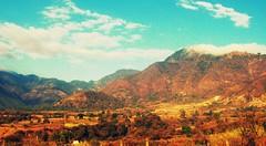 Mountain in Guatemala