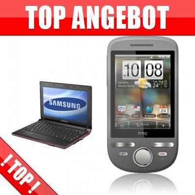 Vertrag Handy HTC Tattoo im Angebot Bundle Laptop Netbook Samsung N150 ganz gnstig online im Handyshop erhltlich by a_und_p
