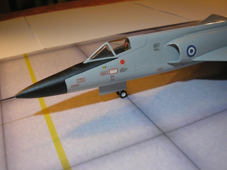 Les deltas Hellènes [ Convair F-106 Delta Dart Hasegawa 1/72 ] 5498175832_d5c19a13fe_o