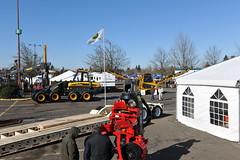Oregon Logging Conference, Eugene (ejwag777) Tags: hitachi processor johndeere crawler scarifier skidder axmen fellerbuncher logloader trackskidder wheelskidder slashbuster