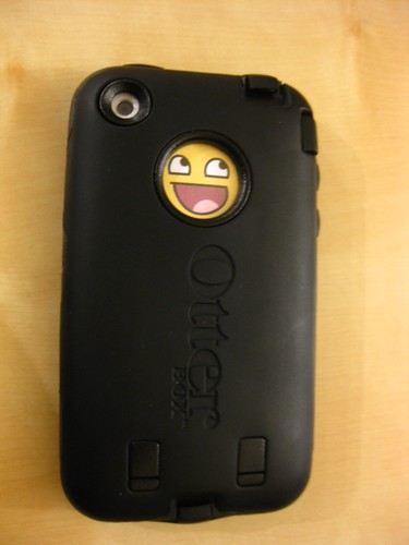 AwesomeFace iPhone Case