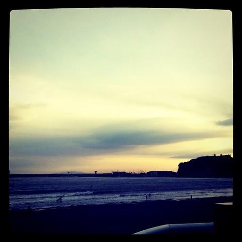 ロードバイクで江ノ島なう。二回目!