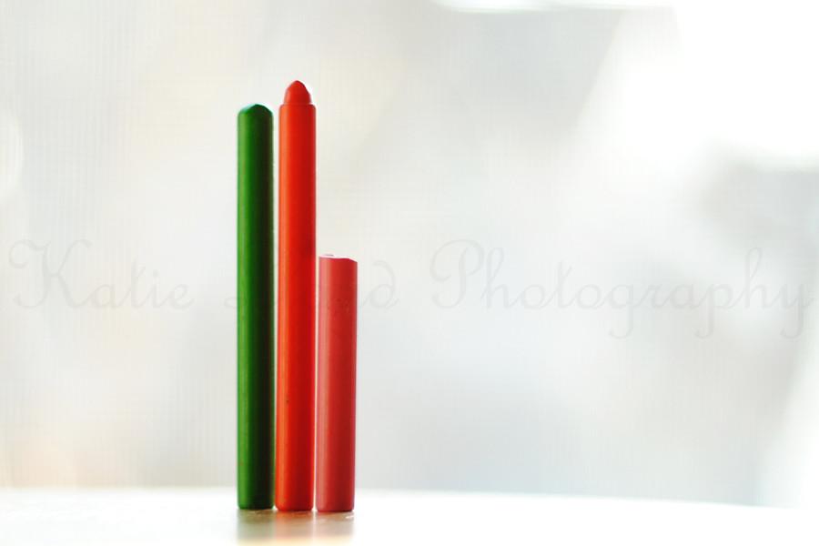 Bare Crayons