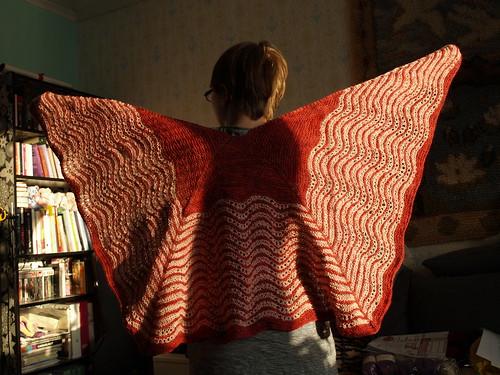 3/hap shawl