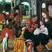 Attributed to Jan Mertens II van Dornicke - The Adoration of the Magi