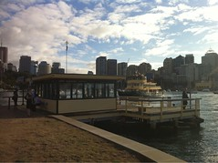 My Daily Commute - McMahon's Point Wharf