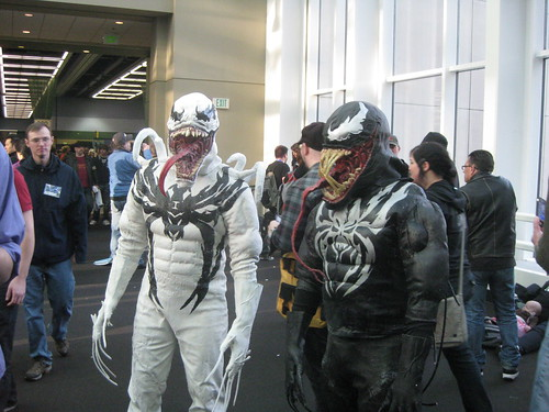Venom and Antivenom