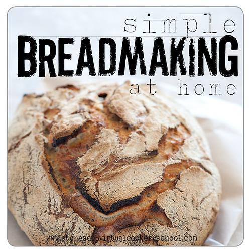 bread making logo