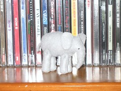 Jointed little elephant