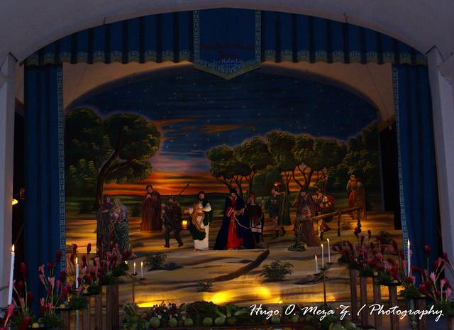 Velación de San Felipe de Jesus 04