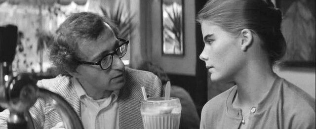 mariel hemingway and woody allen in manhattan