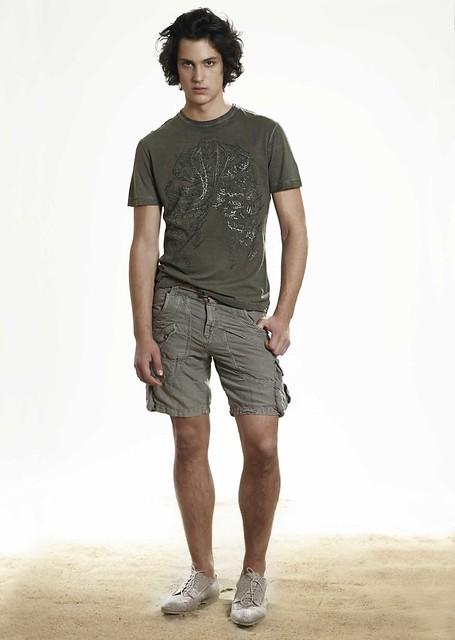 Gerrit Kramer0052_Byblos SS11 Lookbook(Homme Model)