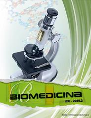 Convite biomedicina- Capa (venturacarolina) Tags: design minas gerais designer carolina formatura convite ventura horizonte gráfico encarte belo ufg fumec biomedicina personalisado carolinaventura