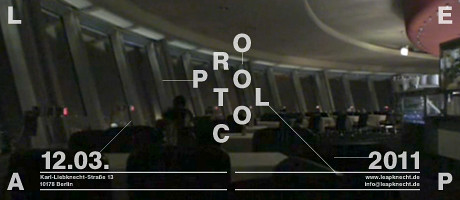 Leap Protocol Flyer
