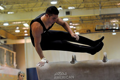 Andrews-High-School-Gymnastics (4) (Gary Middendorf) Tags: gymnastics vault parallelbar pommelhorse highbar floorexercise andrewshighschool andrewshighschoolgymnastics boygymnastics roddhaddad andreagahan