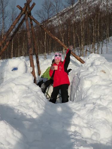 Snowfort
