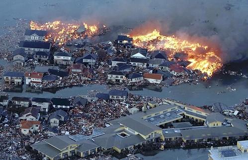 東北地方太平洋沖地震