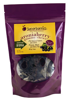 16 oz. Superberries Aroniaberry Gummy Chews