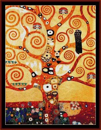 Klimt-Albero-della-Vita