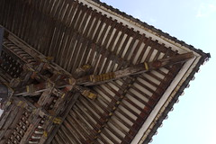 Ninnaji Temple Roof