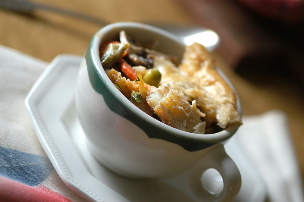 Crab pot pie 6