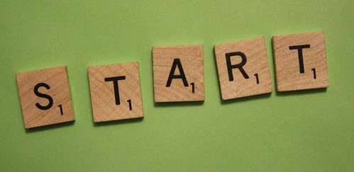 Start by jakeandlindsey on Flickr / CC by 2.0