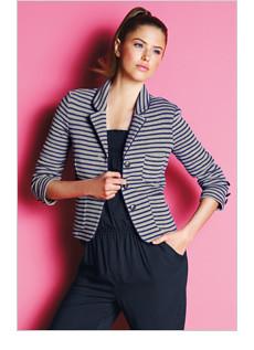 Next stripe jacket