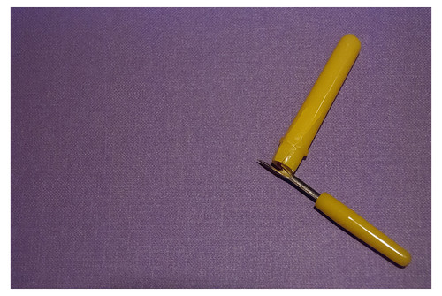 Colour Harmony - Complementary Colours - Violet Yellow II BORDER