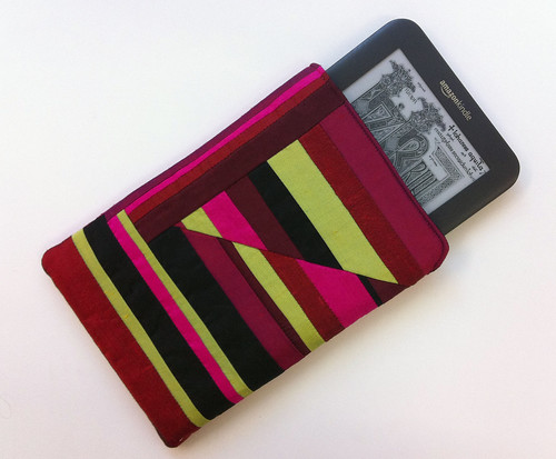 Her wish is my command - a kindle case for @spaceboy