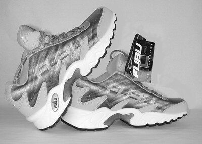 Fubu sneakers made in China.