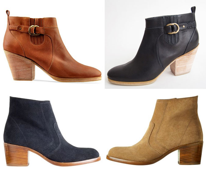 boots trends rachel comey spring 2011 APC