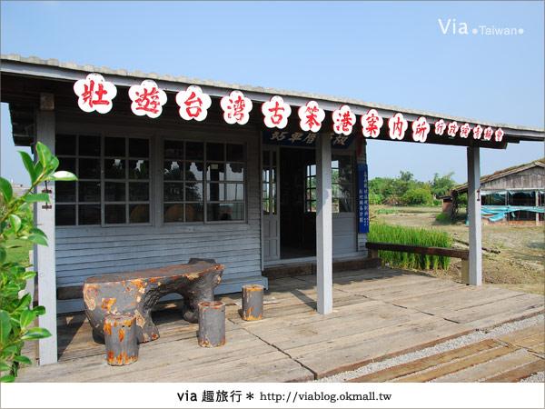 【嘉義景點】新港板頭村交趾剪粘藝術村~到處都是有趣的拍照景點!13