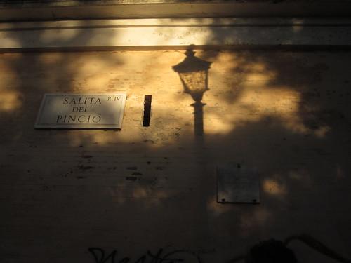 Salita Del Pincio