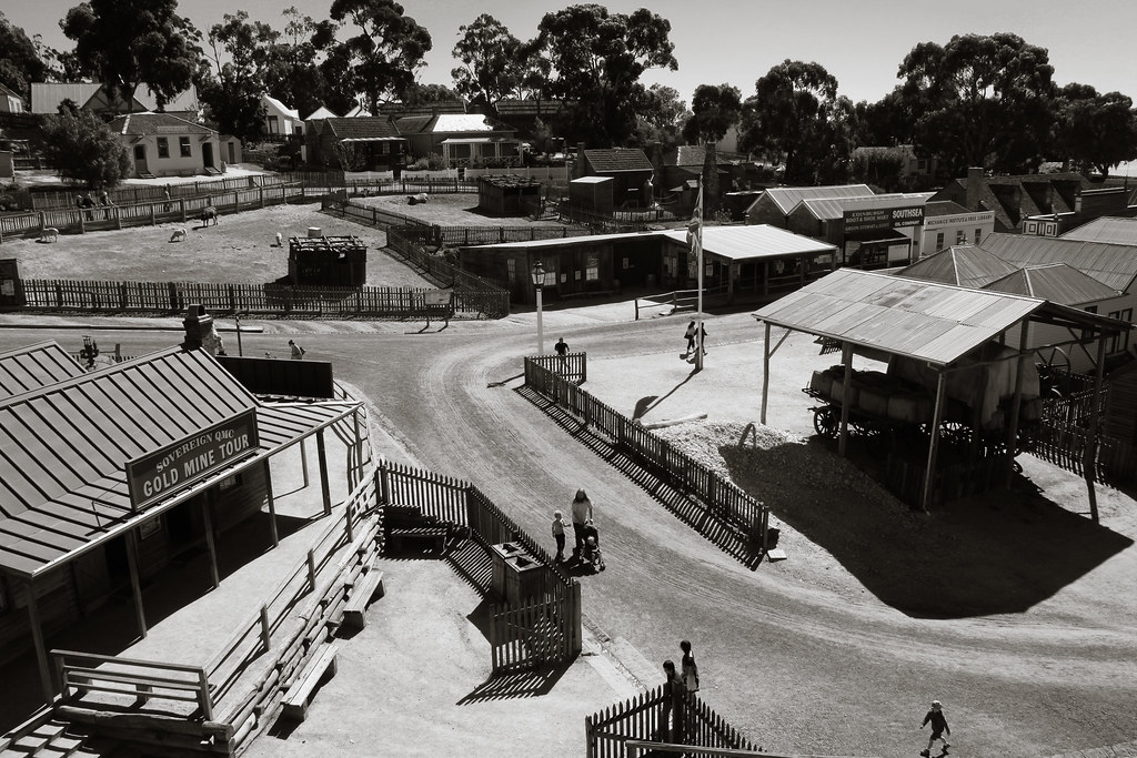 +++Sovereign Hill+++
