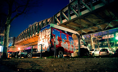 OMT / TER (Vergio Graffito) Tags: street paris truck graffiti metro character camion graffito graff perso ambiance ter omt vergio taroe oxebo