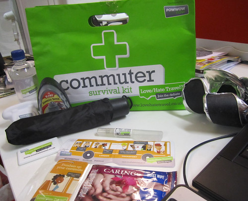 Commuter Survival Kit