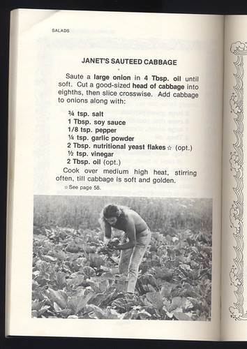 janets cabbage