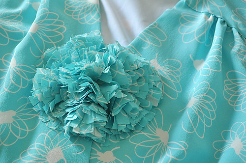 03.17.11 | mint green swing dress