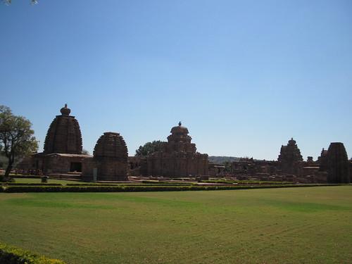 Pattakadal temples