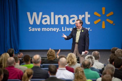 Walmart Sustainability Milestone Meeting 3/17/11