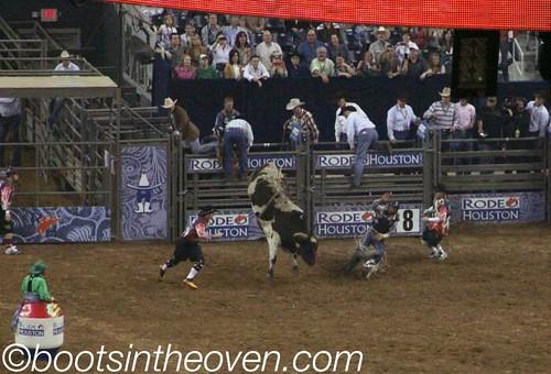 Bull Buckin'