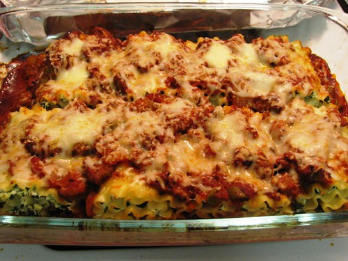 Healthy Turkey and Spinach Lasagna Rolls That Taste Sinfully Meaty and ...