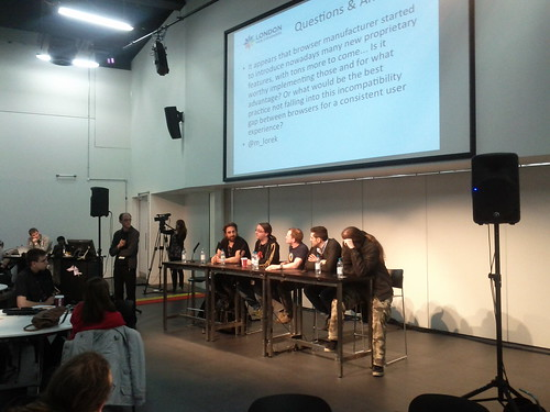#lwsbrowser panel speakers have been great