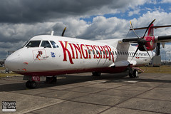F-WWEG - 788 - Kingfisher Airlines - ATR ATR-72-500 - 082720 - Farnborough - Steven Gray - IMG_6848
