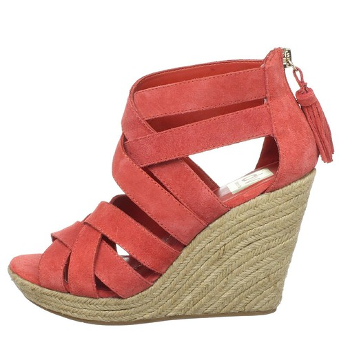 Dolce Vita espadrilles, tangerine espadrille wedges, bright colored espadrilles, sandals, shoes, Screen shot 2011-03-19 at 1.18.09 PM