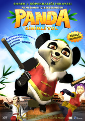Panda: Sihirli Yol - Way Of The Panda - The   Prodigy (2011)