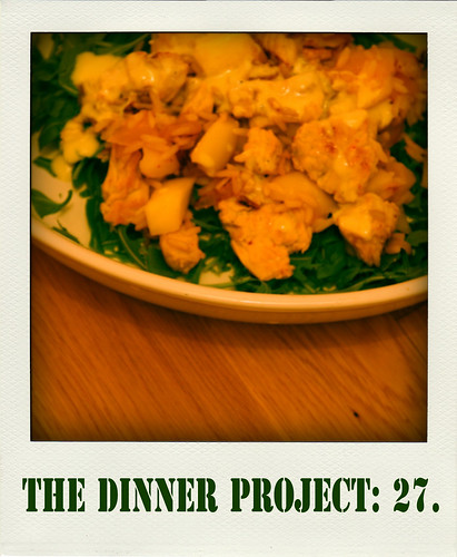 the dinner project: kw 11
