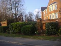 Sandhills Lane flats (satguru) Tags: surrey virginiawater
