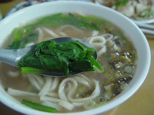 2011-03-03 吃台北金華街廖家牛肉麵 DSC00102