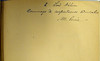 Marie Curie: Inscription in Curie, Marie: Theses...